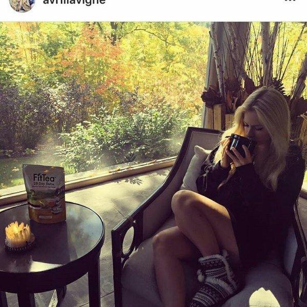 New pics d' avril sur Instagram