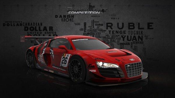 R8 pour le Thrusmaster GT1 organiser par la team xtreme rpm