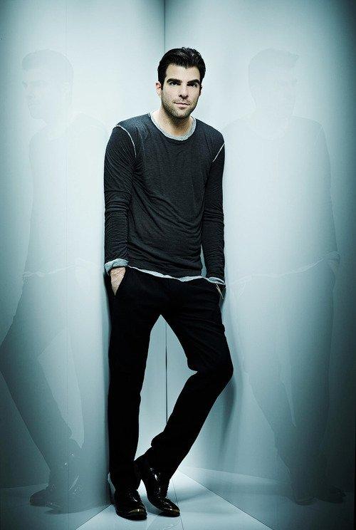 Zachary Quinto ♥