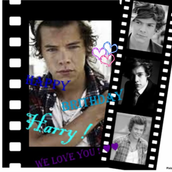 Happy Birthday Hazza !! ♥♥