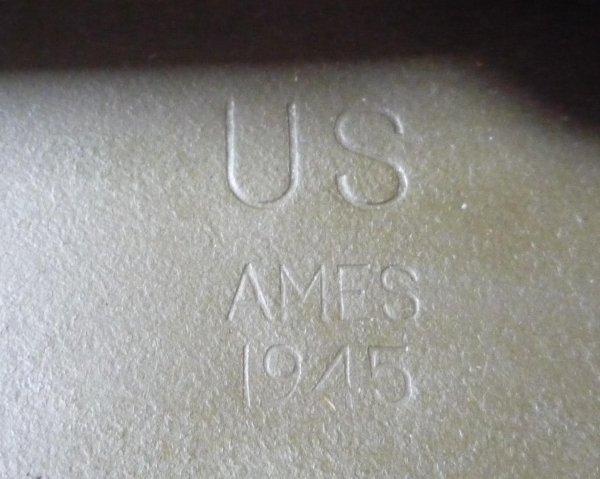 US : Pelle-bêche pliante M-43 + housse