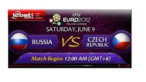 (l) Russie VS République tchèque (l)