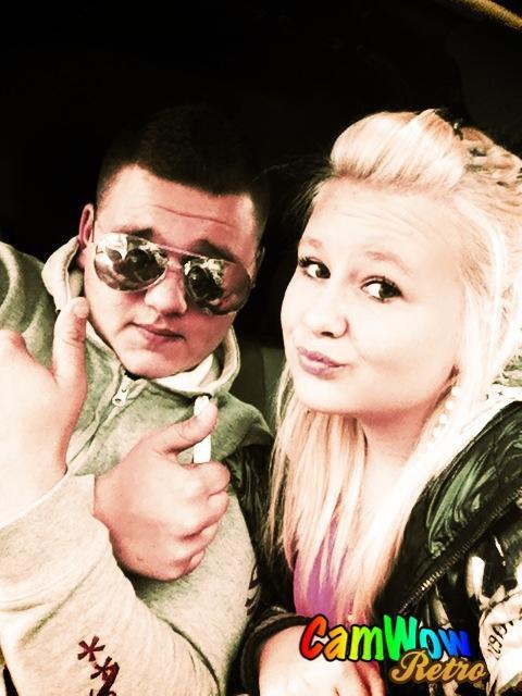 Moi & Mon Couzin Maiky ;),