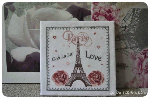 """SAL """" I Love Paris """""""