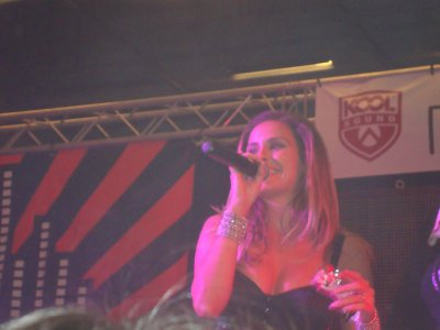 Clara Morgane [Music Expo le 02/09/11]