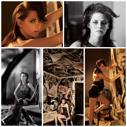 Anniversaire de Taylor Lautner + Ancien photoshoot de Kristen Stewart