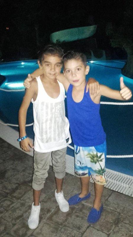 moi e mon cousin