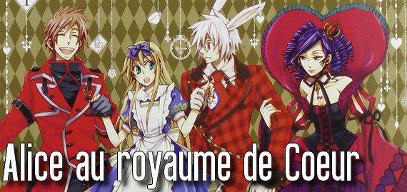 Manga / Film Alice au Royaume de C½ur