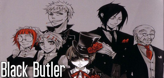 Anime / Manga / Film Black Butler