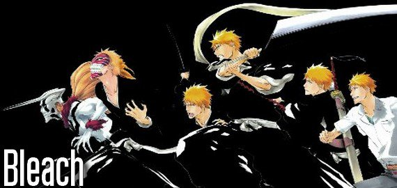 Anime / Manga / Film Bleach