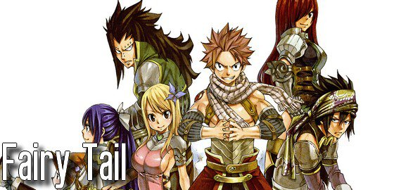 Anime / Manga / Film Fairy Tail