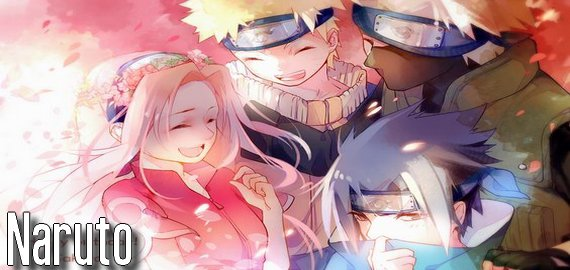 Anime / Manga / Film Naruto