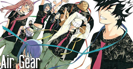 Anime / Manga Air Gear