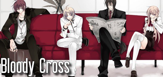 Manga Bloody Cross