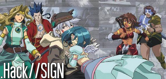 Anime .Hack//SIGN