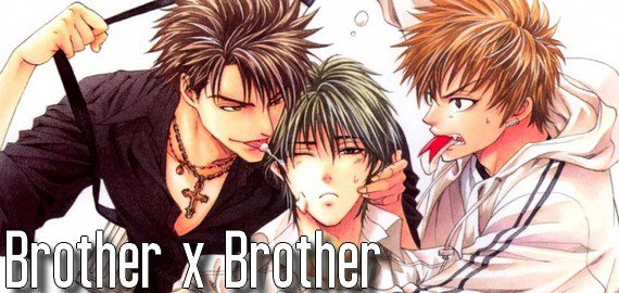 Manga Brother x Brother