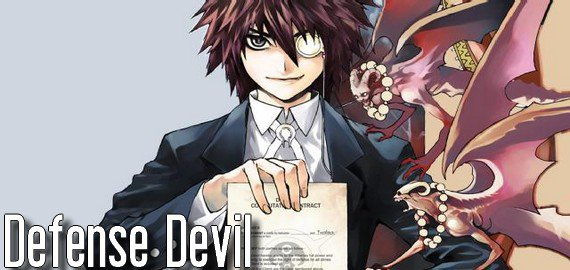 Manga Defense Devil
