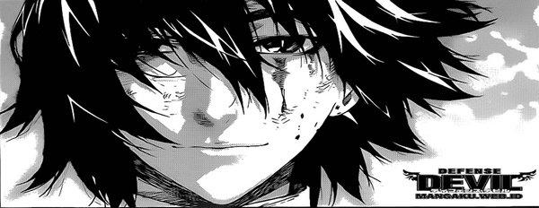 Manga Defense Devil