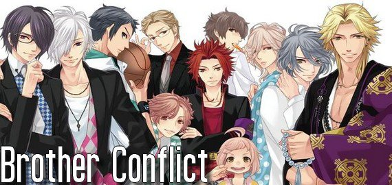 Anime Brother Conflict