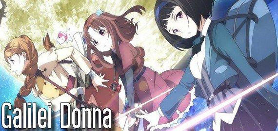 Anime Galilei Donna