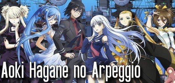 Anime Aoki no Hagane no Arpeggio