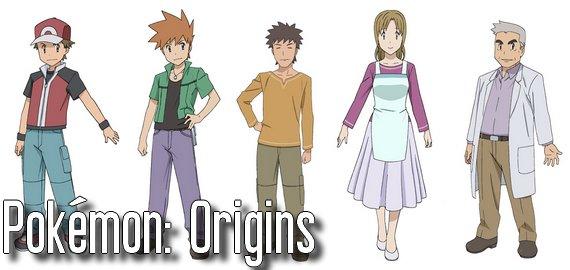 Anime Pokémon: Origins