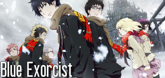 Anime / Manga / Film Blue Exorcist