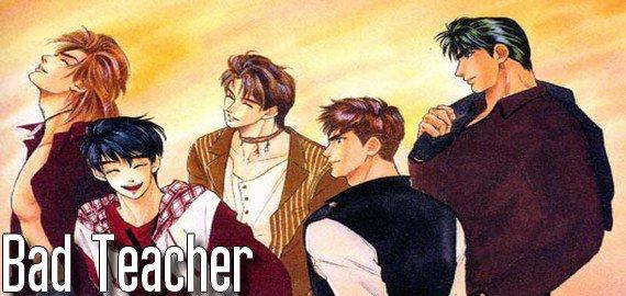 Anime / Manga Bad Teacher