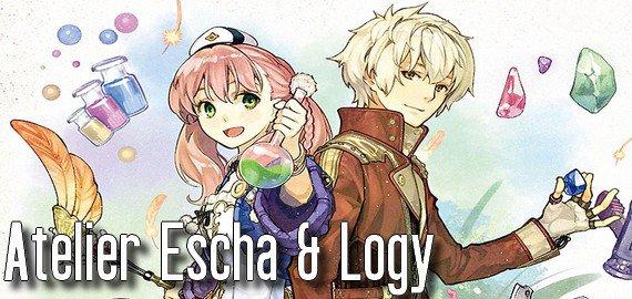 Anime Atelier Escha & Logy
