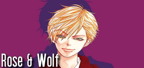 Manga Rose & Wolf