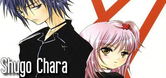 Anime / Manga Shugo Chara