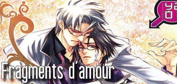 Manga Fragments d'amour