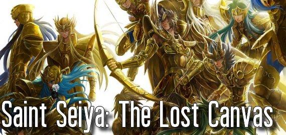 Anime / Manga Saint-Seiya: The Lost Canvas
