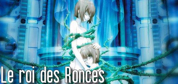Manga / Film Le roi des Ronces