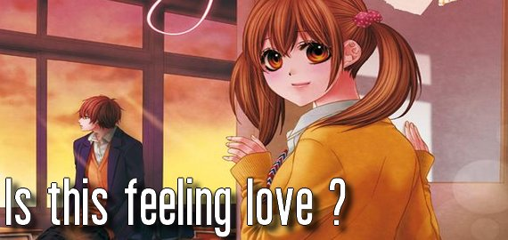 Manga Is this feeling love ?