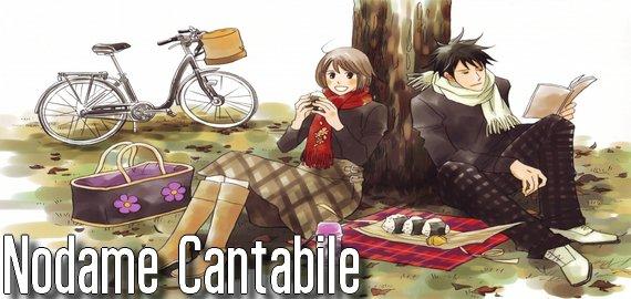 Anime / Manga / Drama Nodame Cantabile