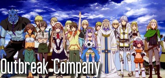 Anime Outbreak Company
