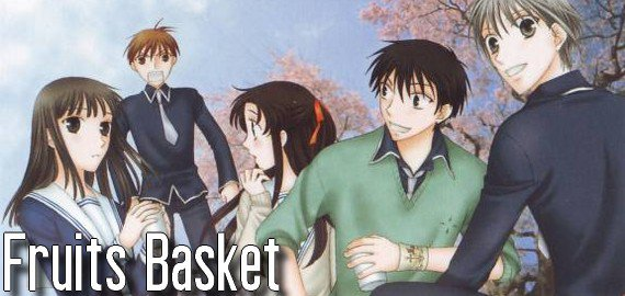 Anime / Manga Fruits Basket