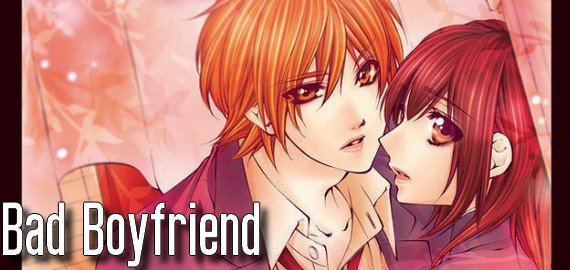Manga Bad Boyfriend