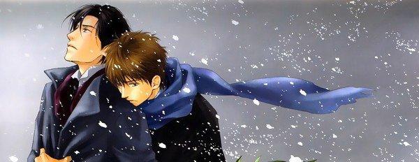 Manga Blue Morning