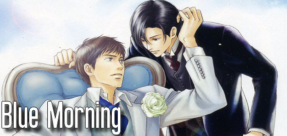 Manga Blue Morning