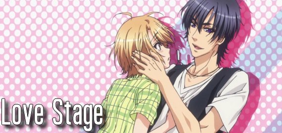 Anime / Manga Love Stage