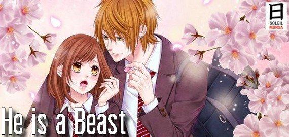 Manga He is a Beast