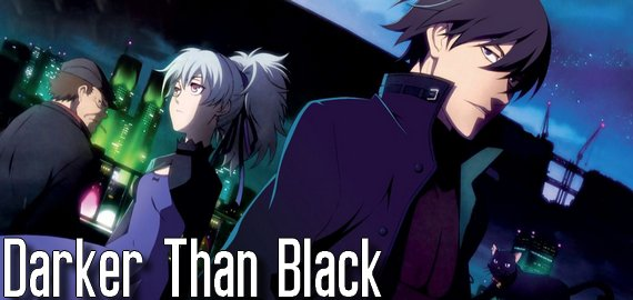 Anime / Manga Darker Than Black