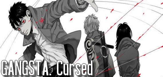 Manga GANGSTA. Cursed