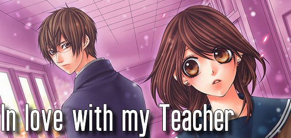 Manga In love with my teacher