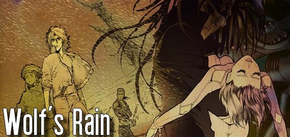 Anime Wolf's Rain