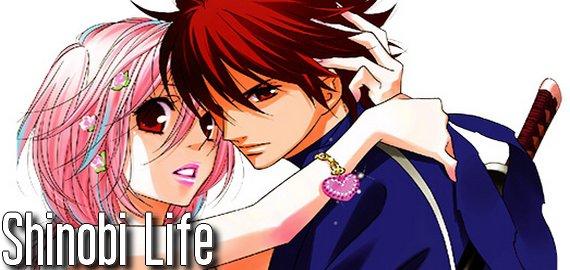 Manga Shinobi Life