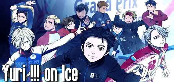 Anime Yuri !!! on Ice