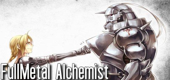 Anime / Manga / Film / Remake FullMetal Alchemist